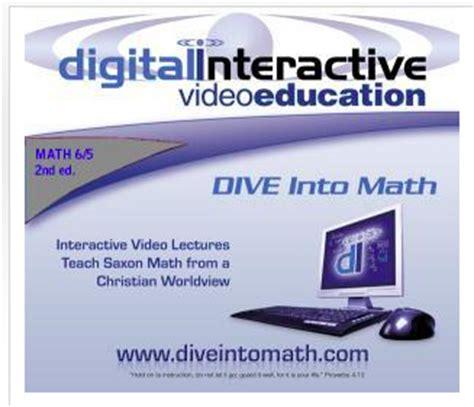 Saxon Math Math 65 5th Grade Digital Interactive