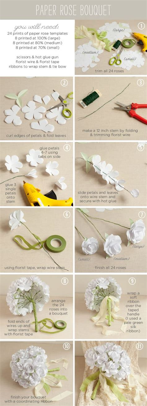 How To Make Beautiful Paper Roses - ingenious methods of creating insanely beautiful diy paper