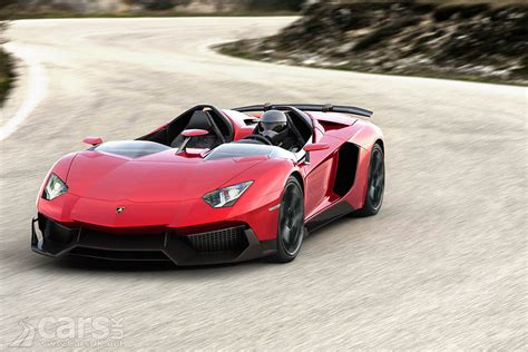 Version Of Lamborghini Lamborghini Aventador J Photo Gallery Cars Uk