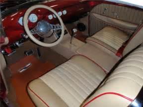 air upholstery 1956 chevrolet bel air custom convertible 125328
