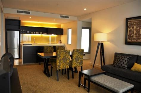 1 bedroom apts 1 bedroom apartment kitchen picture of grand papua hotel port moresby tripadvisor