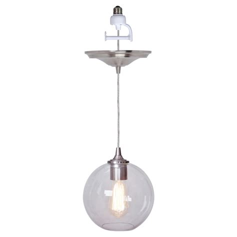In Pendant by Worth Home Products Instant In Pendant Light With