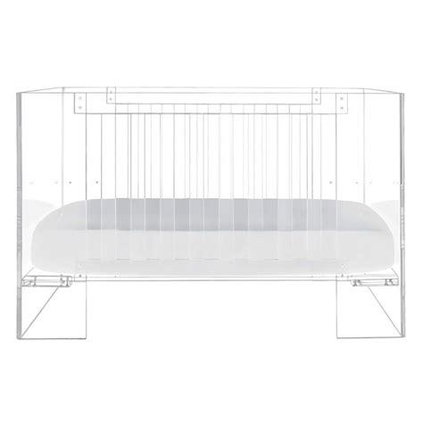 Crib Divider For by Plexiglass Crib Dividers Baby Crib Design Inspiration