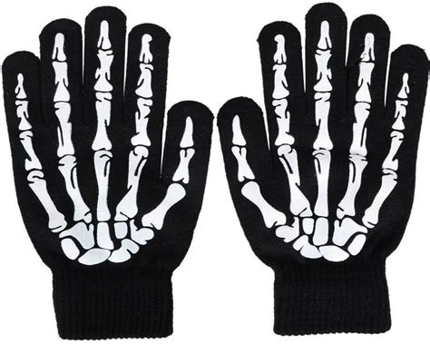Sarung Lengan Anti Sobek Begal Maling 1 sarung tangan touch glove skull skeleton design for smartphone black jakartanotebook