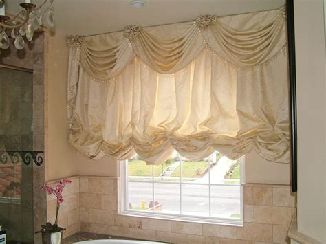 Swags And Cascades Curtains Swags And Cascades And Rosettes With Beaded Trim Edges Superior Valances Pinterest Swag