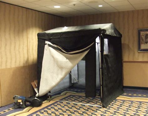 portable full size    vocal booth  bags