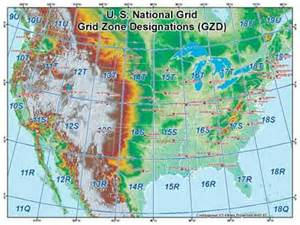 us national grid index map grid reference system