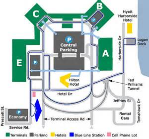 of parking map airport parking map logan airport parking map jpg