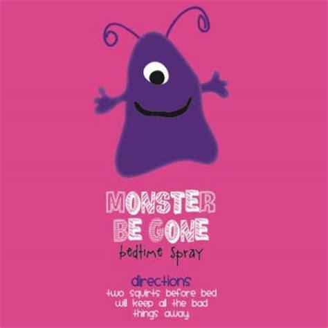 printable label for monster spray monster spray printable labels tip junkie