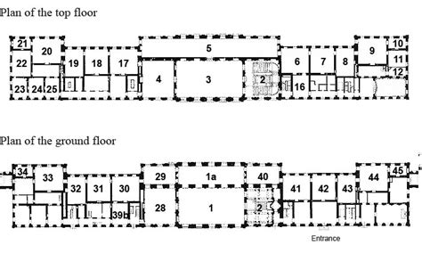 palace house plans palace floorplans house plans