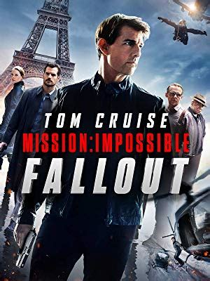 mission impossible fallout en french dvd mission impossible fallout french bdrip