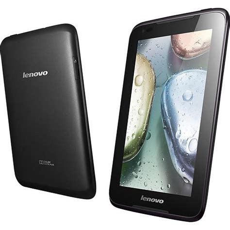 Tablet Lenovo A1000 T Lenovo Launches A1000 A3000 And S6000 Tablets Prices And