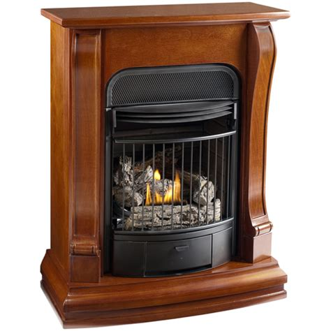 charmglow vent free gas fireplace fireplaces