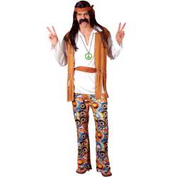 60s woodstock hippie hippy mens fancy dress costume ebay