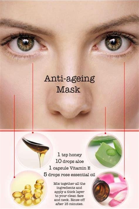 diy anti wrinkle mask anti ageing mask anti aging and
