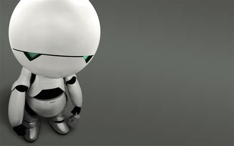 wallpaper robot cartoon cute white robot wallpaper hd free download gamefree