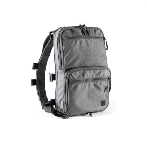 strategic flatpack expandable compact assault pack