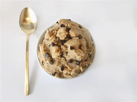 protein cookie recipe protein cookie dough recipe