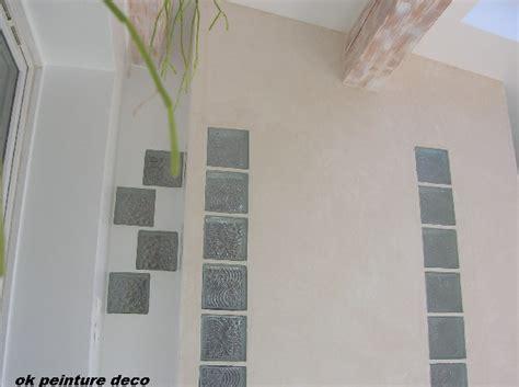Brique De Chanvre Leroy Merlin by Enduit Sur Brique Briques En Trompe Luoeil Ralises En