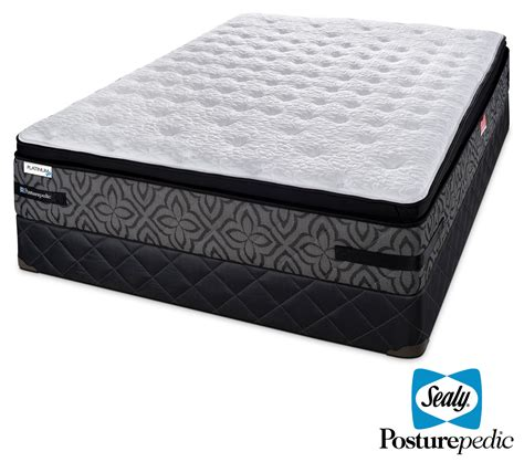 full bed mattress set sealy posturepedic 2 k firm full mattress and boxspring