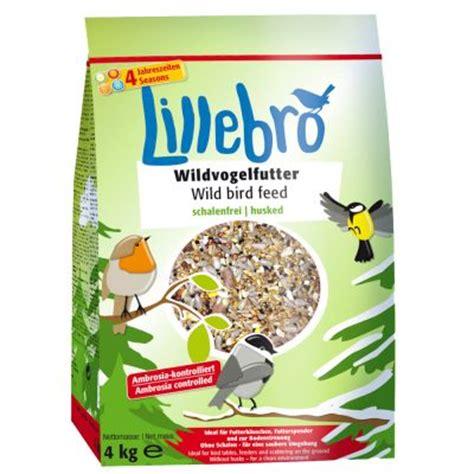Futter Für Vögel 2443 by Lillebro Wildvogelfutter Ohne Schalen G 195 188 Nstig Bei Zooplus