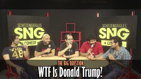 the donald trump song whatsapp forwards jokes riddles wtf is donald trump feat devang pathak whatsapp