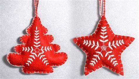 How to make christmas felt ornaments jpg