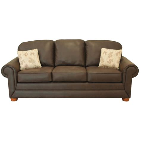 Lodge Sofa by 7601 Lodge Sofa By Bestcraft Furniture The Log Furniture