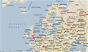 map of europe scandinavia cystinosis map europe scandinavia