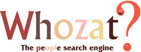 Whozat The Search Engine Whozat The Search Engine Beats Recognized Among 100 Start