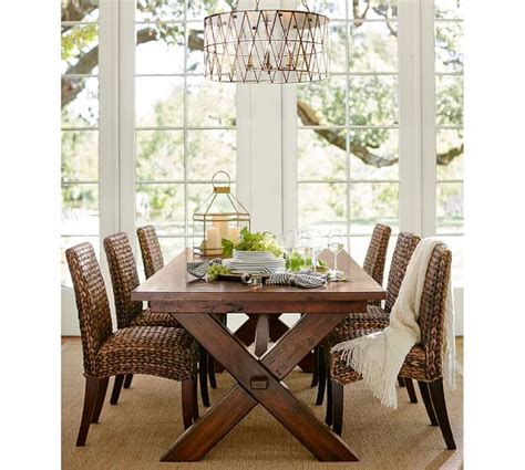 Pottery Barn Dining Room Lighting Grace Chandelier Pottery Barn