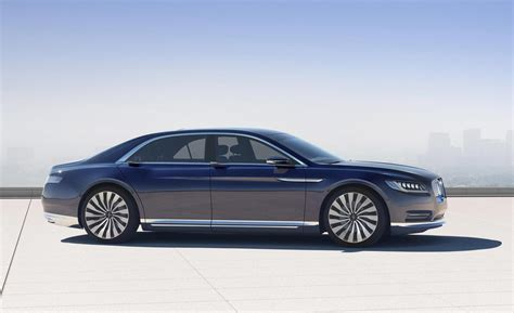 New Lincoln Concept by Lincoln Continental Concept Concept Cars Diseno
