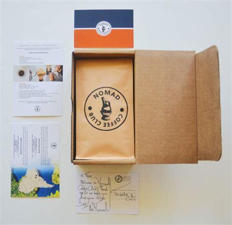 Coffee Box 18 best coffee subscription boxes tastebud