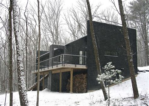 Cabins Ny by Rlw Cabin A Modern Quot House Quot By Shadow Architects Is