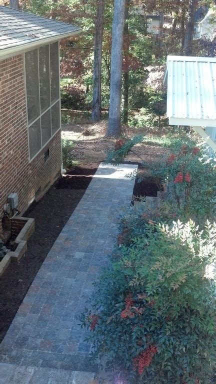 landscape construction services in greenville sc