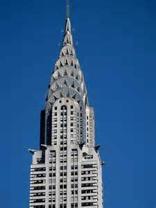 Chrysler Building At On Top Of The World At The Chrysler Building New York