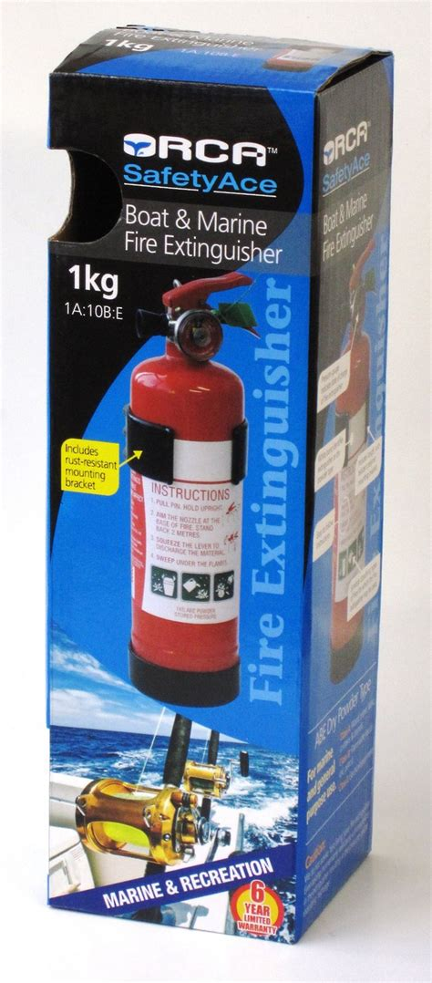 boat safety fire extinguishers buy orca fire extinguisher 1kg boating outdoors