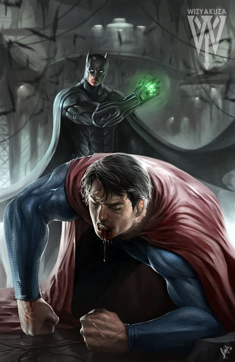 4 x superman vs batman your favorite batman drawing wb community