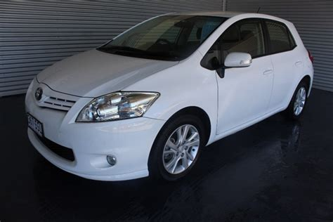 Toyota Corolla 2012 Ascent Sport 2012 Toyota Corolla Ascent Sport For Sale In Cairns