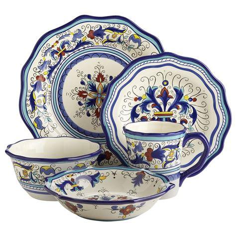 mediterranean style dinnerware 17 best ideas about mediterranean dinnerware sets on
