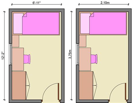 layout for long bedroom small bedroom king size bed home decor ideas