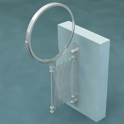 max ikea frack mirror