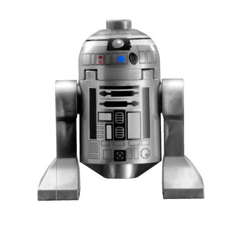 Imperial Astromech Droid Minifigure Starwars Lego Bootleg bricker lego minifigure sw303 r2 q2