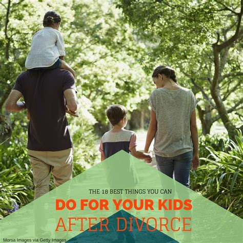 After Divorce the 18 best things you can do for your after divorce