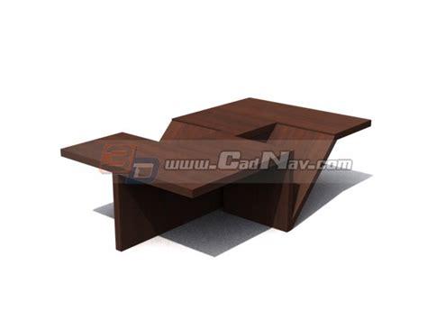wooden sofa models wooden sofa table 3d model 3dmax 3ds files free download