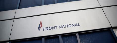 siege du front national seize candidats fn aux d 233 partementales exclus du parti