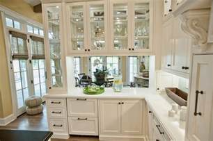 entrance cabinet design kitchen traditional with glass