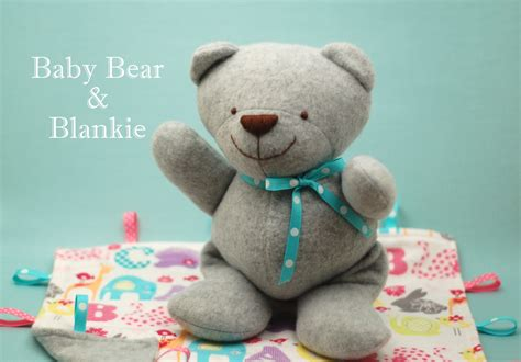 the foolproof guide to making bear ears gurl com gurl com baby bear and blankie set a new pdf sewing pattern