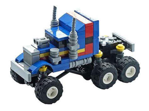 Lego Truck Can Change Car truck the lego car