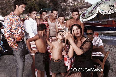 Fab Ad Dg Dolce Gabbana Springsummer 08 by Dolce Gabbana Summer 2013 Caign Fab Fashion Fix